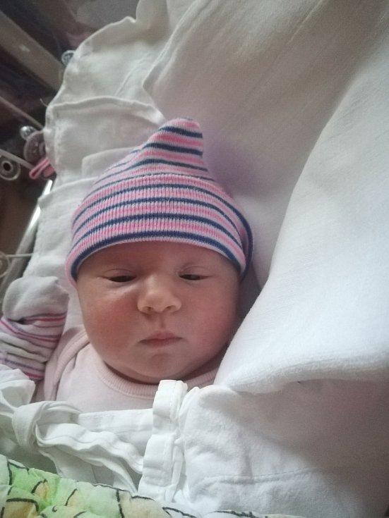 Gabriela Prisecariu z Kožlan se narodila 18. prosince 2020 v 11:17 hodin ve FN Lochotín (3100 g, 49 cm). Z narození prvorozené dcery se raduje maminka Vendula a tatínek Ionut.
