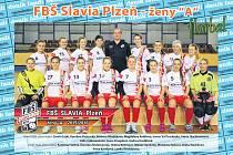 FBŠ Slavia Plzeň - ženy A