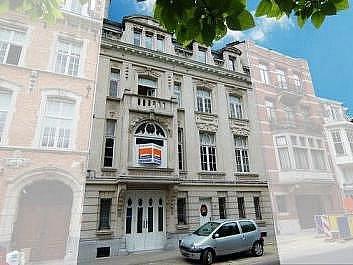 Historický dům v prestižní bruselské čtvrti
