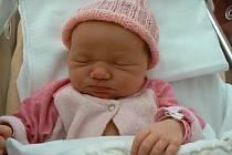 Petře a Romanovi Hereinovým zRadnic se 1. ledna v6:33 hodin narodila ve Fakultní nemocnici vPlzni prvorozená dcera Anetka (3,31 kg, 49 cm)