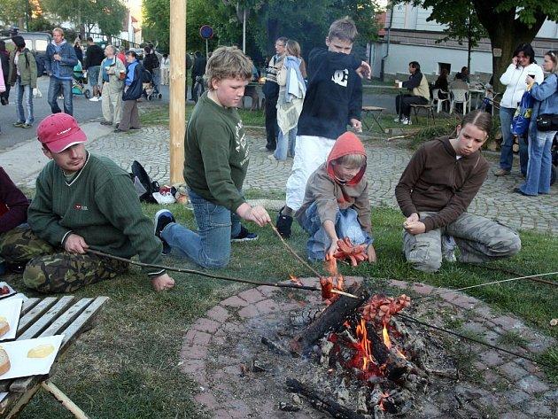 Stovky táboráků se obešly bez zásahu hasičů