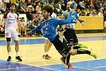 Extraliga házené HC Talent MAT Plzeň x Ronal Jičín.