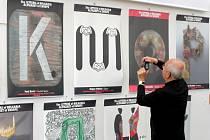 V Techmanii je k vidění výtvarně zpracovaná bulharská abeceda