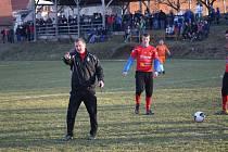 Pavel Vrba řídil trénink celku Trafo Hadačka