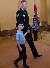 Slavnostní zakončení kroužku Malý strážník