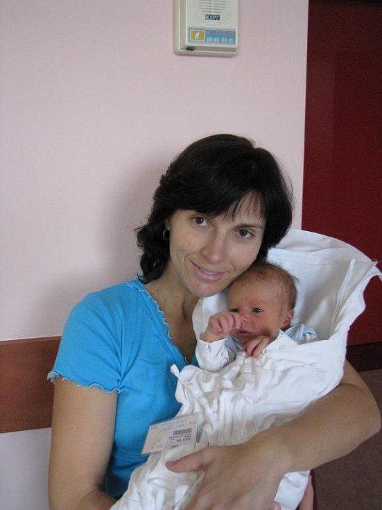 Prokop (3,20 kg, 50 cm) se narodil 16. listopadu v 9:33 v plzeňské fakultní nemocnici. Na světě jej přivítali rodiče Vítězslava a Petr Herejtovi z Plzně. Doma se na brášku těší čtyřletá Amálka