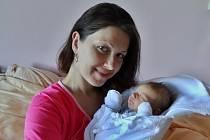 Matěj Beránek se narodil 19. dubna v 19:31 rodičům Tereze a Pavlovi z Mirošova. Po příchodu na svět v plzeňské FN vážil jejich první syn 3610 gramů a měřil 48 centimetrů
