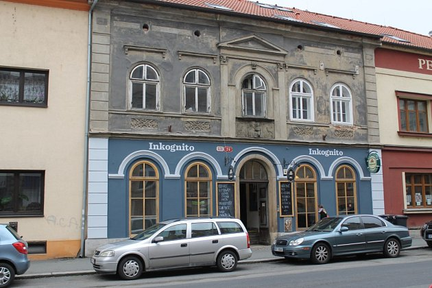 Kavárna Inkognito