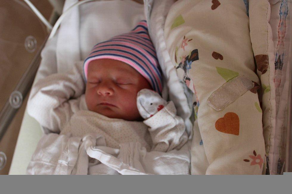 Nikol Pluhařová (3410 g, 48 cm) se narodila 29. května ve 14:59 ve Fakultní nemocnici vPlzni. Na světě svoji prvorozenou holčičku přivítali maminka Alena a tatínek Honza z Plzně.