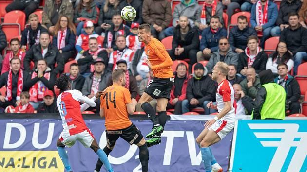 Slavia - Plzeň 3:1 (0:0)
