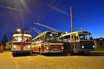 Trolejbusové oslavy chystají v Plzni.