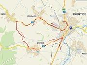 Ve směru od Plzně čeká řidiče objížďka přes Žerovice a Skočice