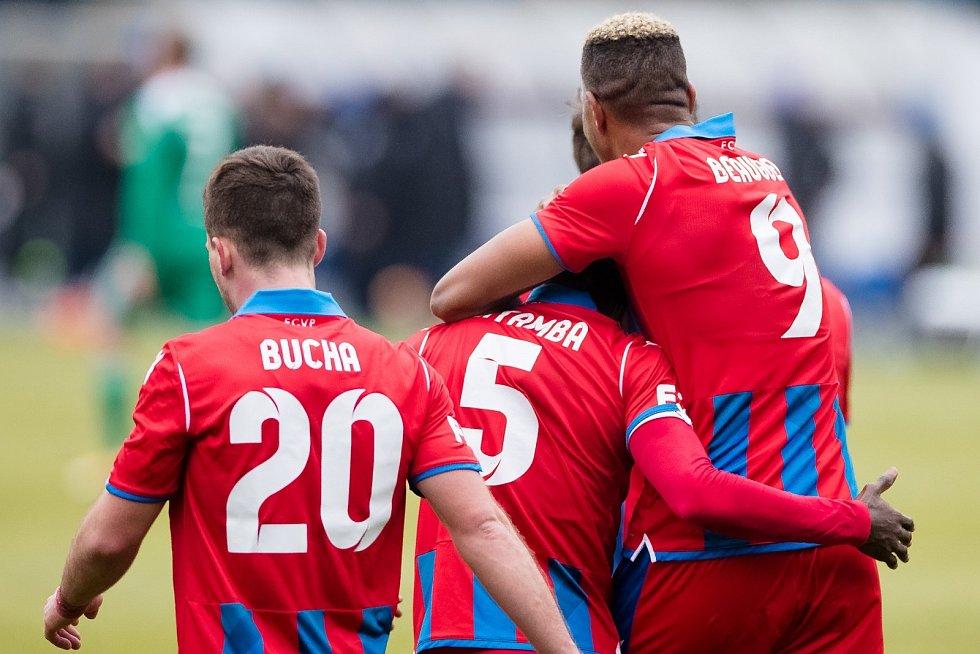 Viktoria Plzeň – Bohemians 1905 3:1 (2:0)