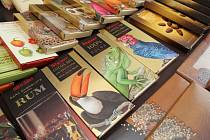 Čokoládová show v budově Bohemky na Anglickém nábřeží v Plzni