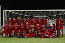 Mužstvo České republiky vybojovalo na fotbalovém mistrovství světa lékařských týmů v Brazílii druhé místo