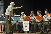 Kapela pětatřicátého plzeňského pěšího pluku FOLIGNO