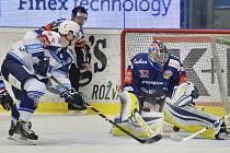 V nedělním hokejovém zápase nakonec Plzeňané porazili Vítkovice