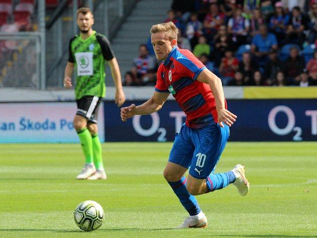 Fotbalisté Viktorie Plzeň rozstříleli Mladou Boleslav 6:1.