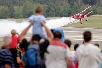Plzeňské letecké dny na letišti v Líních