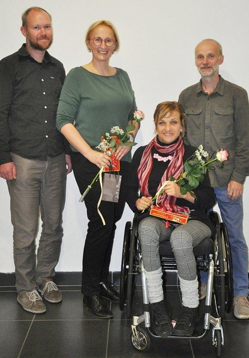Jan Malík, Jitka Krejčová, Míša Krunclová a Karel Čtveráček