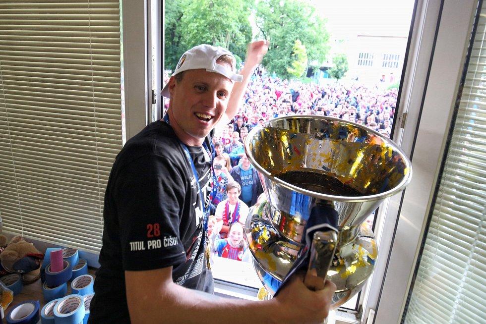 Limberský ukončil kariéru. Byl u všech trofejí a úspěchů Viktorie