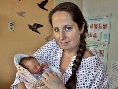 Kristina Pytlíková se narodila 16. listopadu v 11:20 mamince Kristině a tatínkovi Petrovi z Plzně. Po příchodu na svět v rokycanské porodnici vážila jejich dcerka 3330 gramů.
