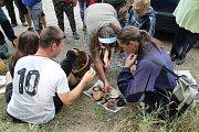 Mistrovství světa ve sběru hub v Blovicích