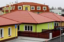 Rodinné domky, které vznikly během první etapy trans-formace stodského domova přímo ve Stodě. Další takové domácnosti fungují v Holýšově, Vejprnicích, Nýřanech, Dnešicích, Tlučné,  Chotěšově a také ve Staňkově.