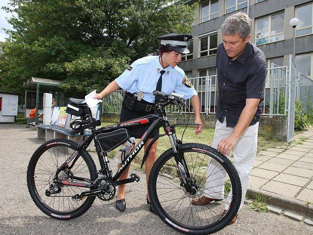 Strážníci na Skvrňanech dostali nové kolo.