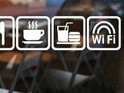 Veřejně přístupné wi-fi sítě. Ilustrační foto