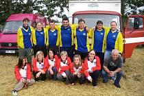 Honezovičtí hasiči na poslední výpravě za pohárem Hořiny