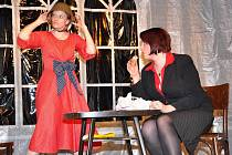 Komedie o malém francouzském městě uspěla na přehlídce v Horažďovicích. Hrají v ní i Marie Muška Chmelíková a Markéta Žáková