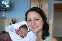 Renatě a Františku Šmídovým ze Strunkova se ve Stodské nemocnici 2. listopadu ve 2.15 hod. narodila dcera Terezka (3,15 kg, 49 cm). Doma se na ni těší sestřička Kristýnka, které brzy budou 3 roky