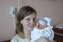 Martině Mullerové a Petru Stárkovi zMálkovic u Pernarce se 26. listopadu v11.02 hod. narodila ve FN vPlzni prvorozená dcera Barborka (2,81 kg)