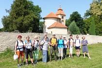Výlet členů Klubu českých turistů Divadlo Plzeň.