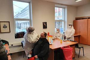 Testování v kovárně CPF