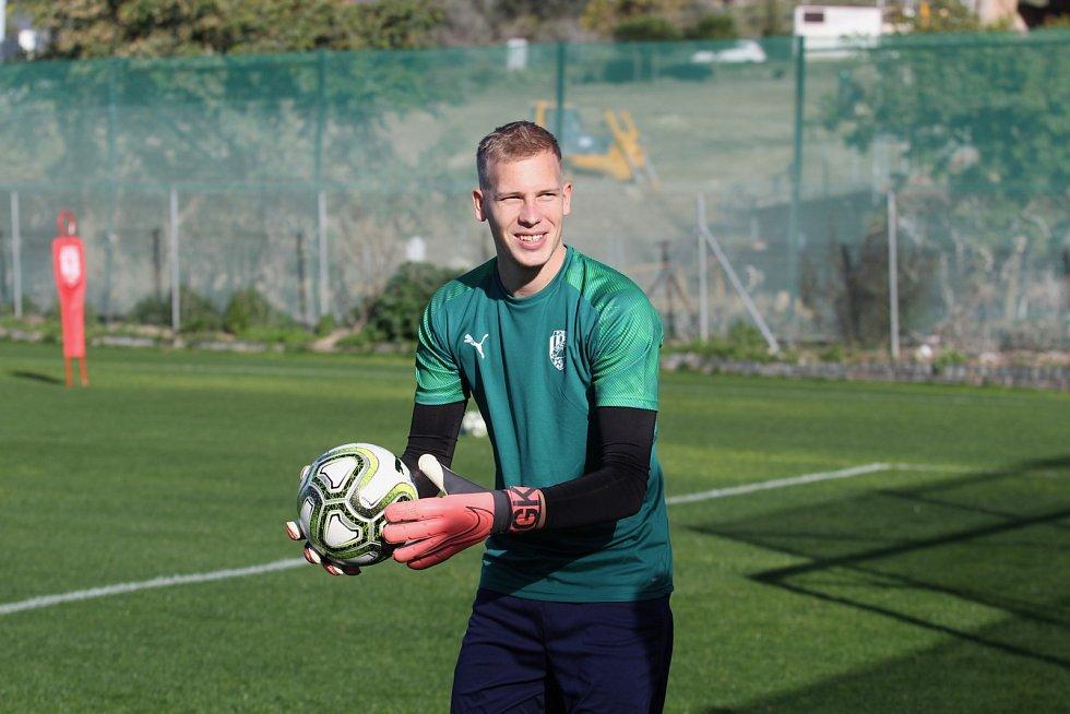 Viktoriáni už trénují ve Španělsku.