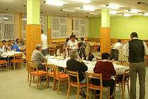 Povídání při víně o víně v Horní Bříze