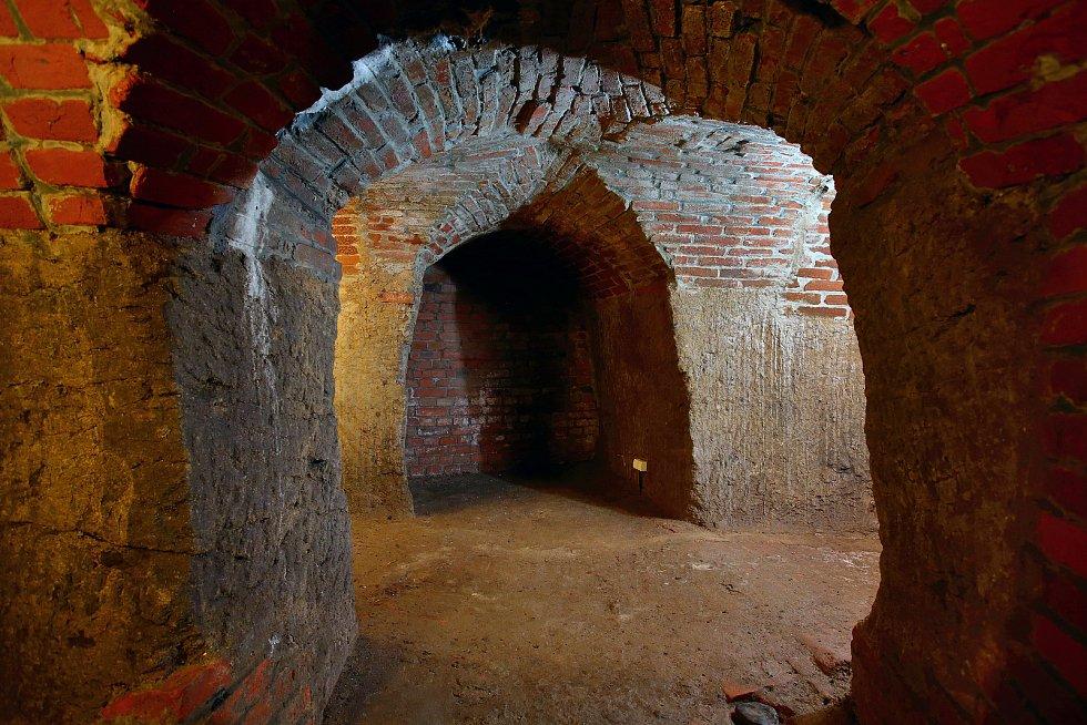 Příjemné ochlazení nabídne například plzeňské historické podzemí.