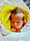 Frederika Kašparová se narodila 6. října v 11:20 mamince Frederice a tatínkovi Janovi z Plzně. Po příchodu na svět v plzeňské FN vážila jejich prvorozená dcerka 2360 gramů a měřila 46 centimetrů.