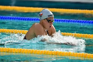 Kristýna Horská patří k české elitě. Plavkyni plzeňské Slávie čeká olympiáda.