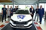 HC Škoda Plzeň a Autocentrum Jan Šmucler spojily síly na příštích pět let.