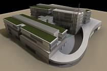 Projekt dvou výzkumných center za 1,6 miliardy korun patří k největším v historii univerzity