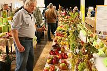 Výstava zahrádkářů a pěstitelů v KD Šeříkovka v Plzni