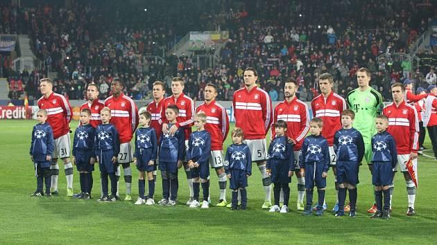 FC Viktoria Plzeň - FC Bayern Mnichov