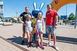 Michal (vlevo) a Jakub Forejtovi budou patřit k aspirantům na cenný kov při mistrovství ČR.