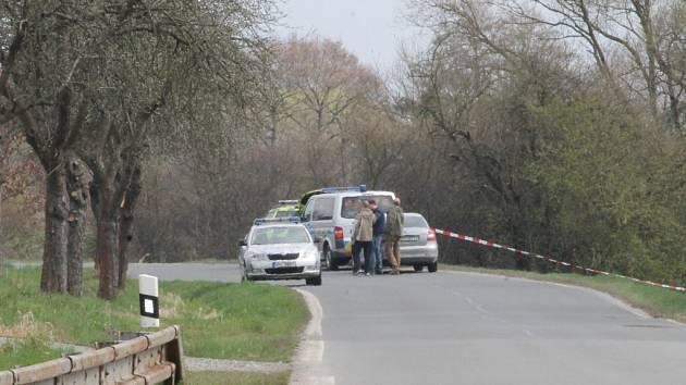 Vyšetřování nehody mezi Koterovem a Starým Plzencem