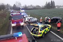 Nehoda před Chotěšovem
