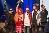 Ocenění za album roku a za skupinu roku získali Mydy Rabycad