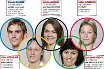 Západočeská reprezentace na XXX. hrách letní olympiády v Londýně